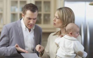 Отказ от ребенка и алименты: последствия