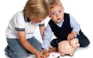 Алименты на двоих детей: размер и другие тонкости