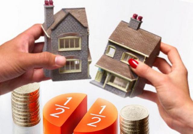 раздел ипотеки при расторжении брака